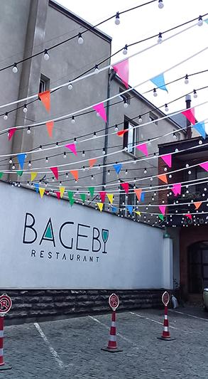 Restaurant Bagebi