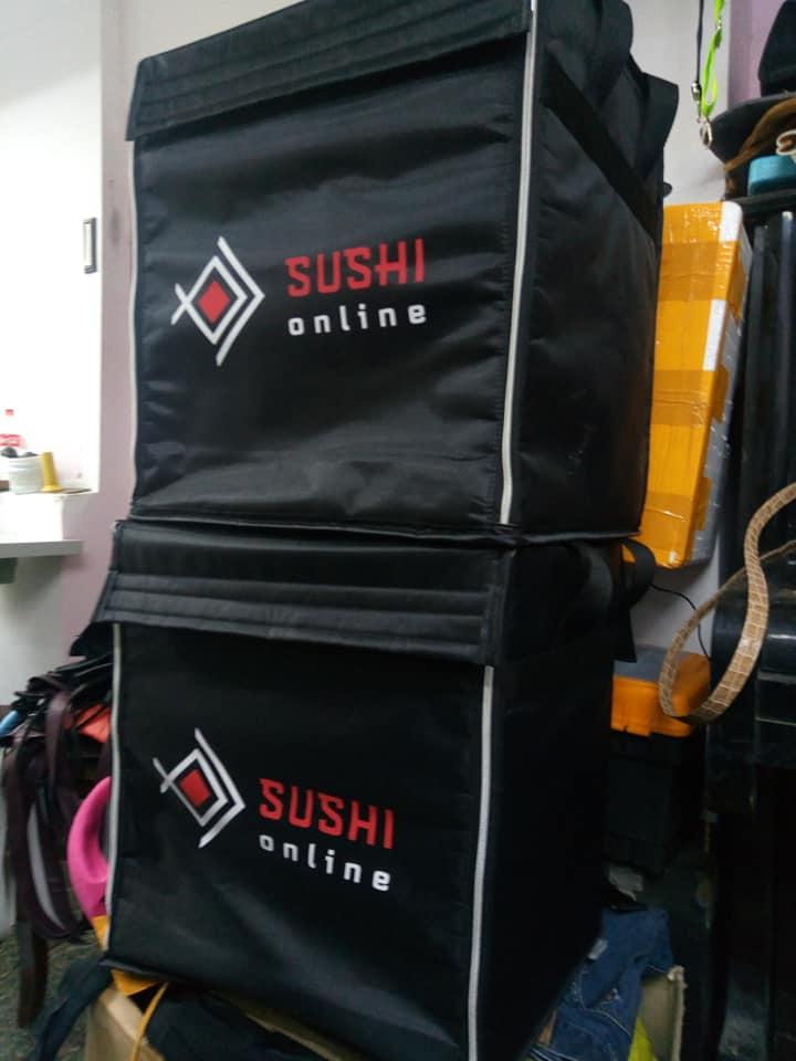Sushi bag