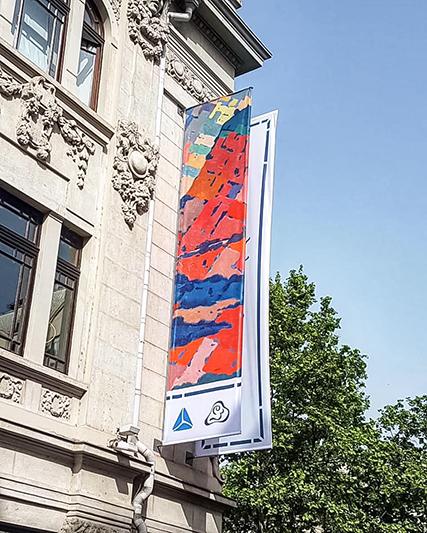 Davit Kakabadze Exhibition